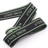 /product-detail/custom-logo-wide-40mm-imitation-nylon-jacquard-elastic-webbing-band-62356771888.html