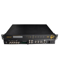 2 Channel Tuner To IP Digital Satellite Receiver IPTV Encoder Decoder RCA hD SD MPEG2 H.264 IRD