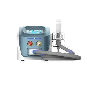 Portable 1064 532nm Q Switched ND Yag Laser tattoo removal machines