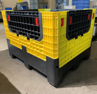 1200*1000*860mm heavy duty Collapsible Plastic Crate , Plastic Foldable Container, Plastic Pallet Box