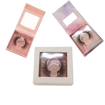 Wholesale 3d 5d Silk Faux False Mink Strip Lash Real Mink Eyelashes Vendor
