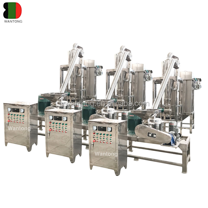 Industrial food spices/ Dry Ginger Powder Pulverizer/grinding machine
