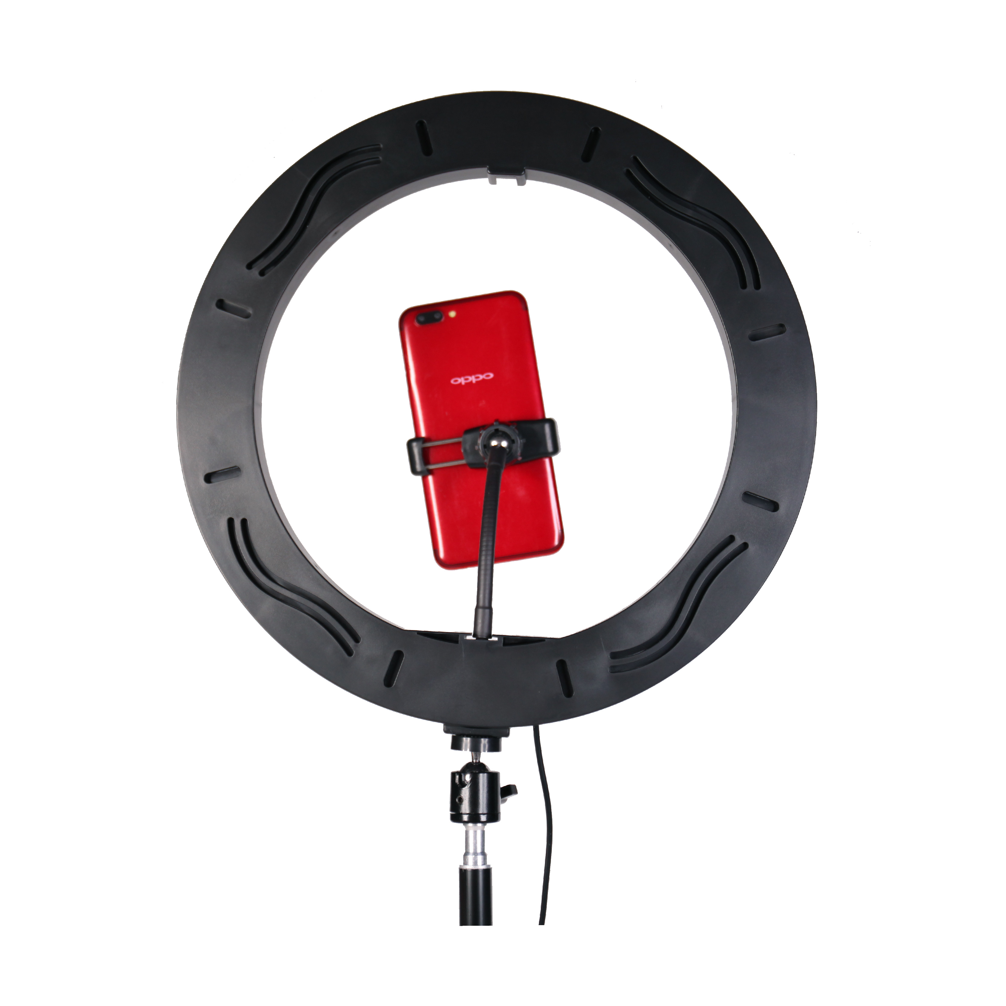 """12"""" Ring Light With Tripod Stand Photographic Lighting LED Ring Light"""