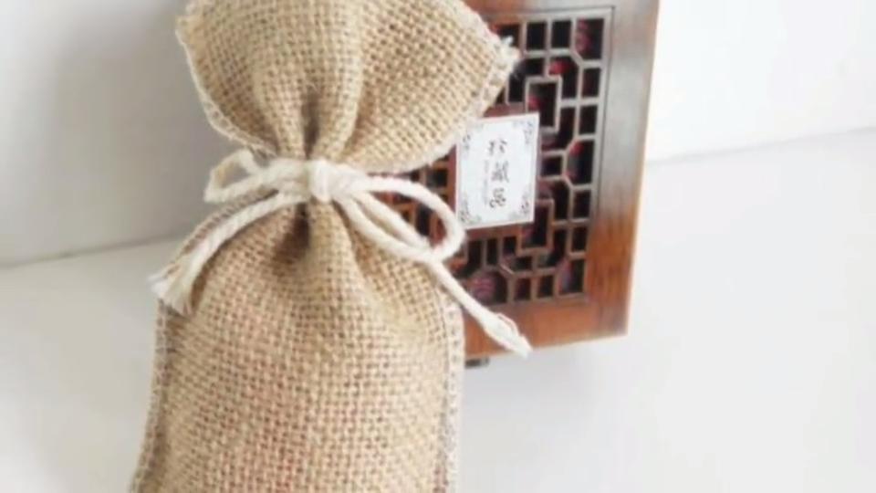Grand pas cher jute fèves de cacao ou café sac sacs
