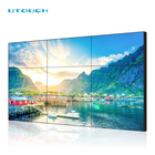 Tv Tv Screen Wall 55 Inch Seamless Multi-screen Tv Wall Panel Wall Mounted LCD Splicing Screen Videowall