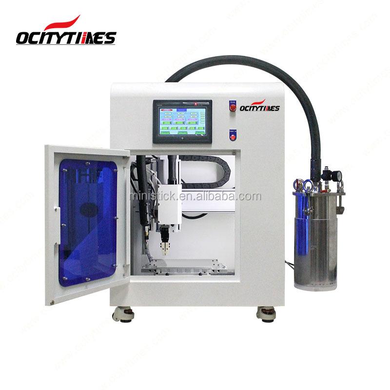Ocitytimes melhor o pen filler cbd 510 vazio 1.0 ml. 5ml vape cartucho de enchimento máquina com preço competitivo