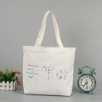 Recyclable Shopping Eco-friendly Fashion Style Tote Bag