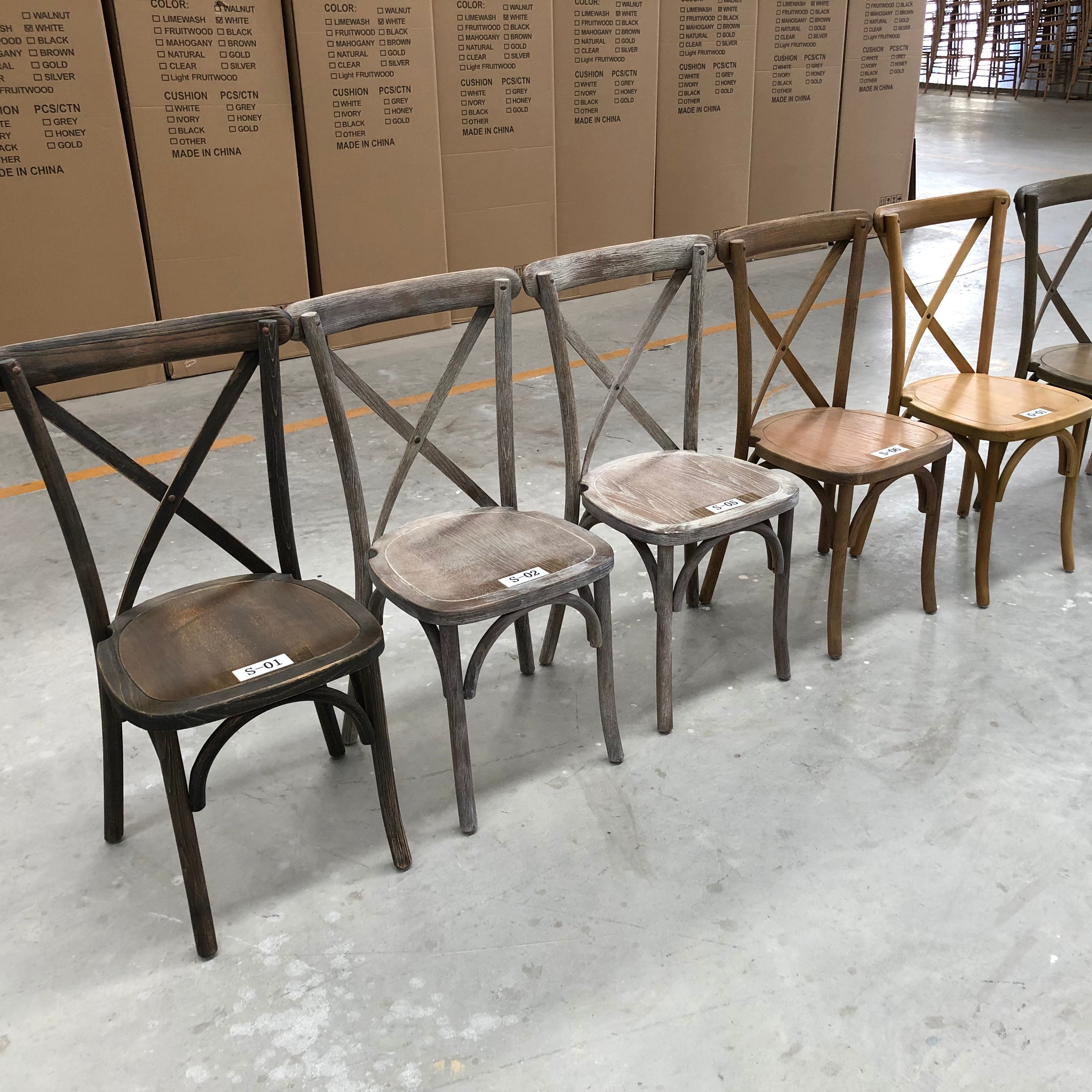 Picture of: Wholesale High Quality X Cross Back Dining Chair Colorful Tuscan Crossback Chair Buy Cross Back Chair Dining Chair Wedding Chair Product On Alibaba Com