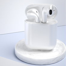 I12 high definition stereo noise reduction 5,0 bluetooth headset ohrhörer gebaut-in mikrofon für apple android iphone