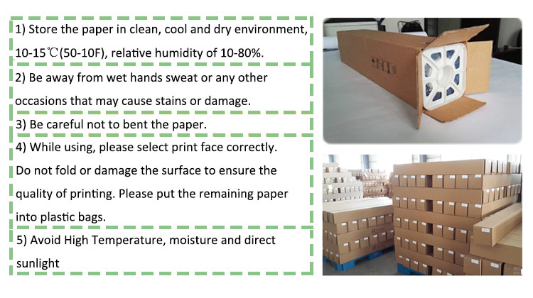 Imatec 260gsm hot sales inkjet Silky Digital dry minilab photo paper Roll