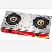 Gas Stove with Infrared blue flame