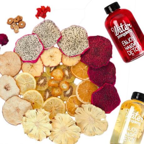 Chinese Organic Top Quality Natural Dried Fruit Slice Mix Flavored Tea - 4uTea | 4uTea.com