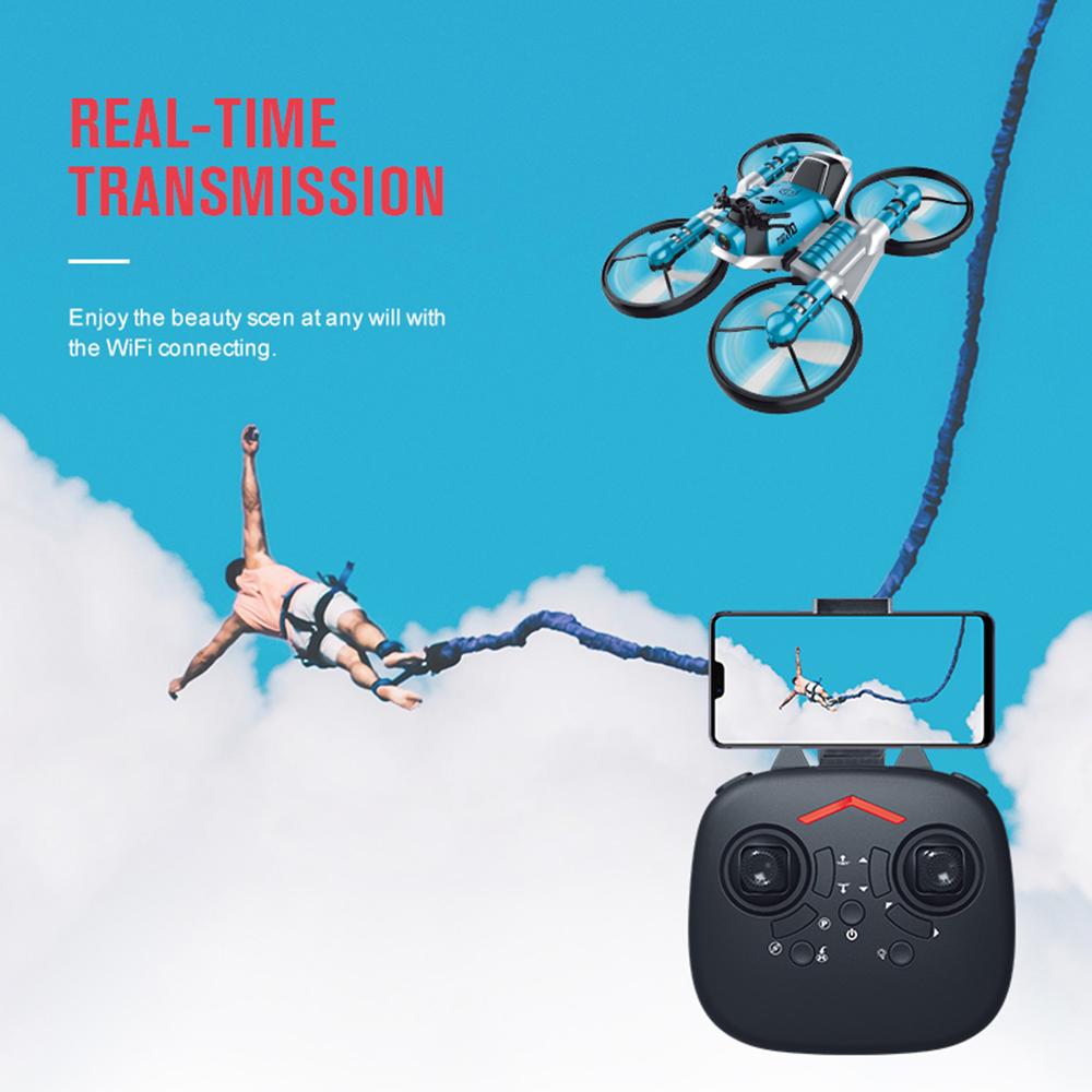 Huiye 2020 2in1 HD Aerial Camera Rc Professional Quadcopter Drones With Camera Radio Control Toys juguetes al por mayor