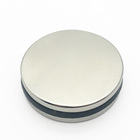 High quality N52 big disc magnet 50mm x 5mm Super powerful neodymium magnet