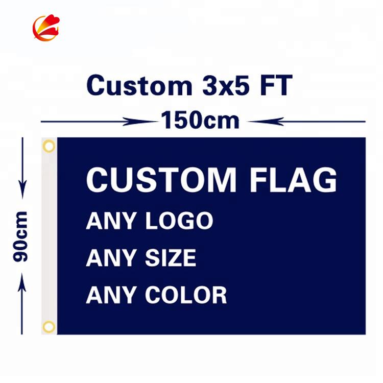 Wholesale high quality Custom flag Customized Logo Printing Flags