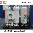 Psa Nitrogen Psa Nitrogen Generator PSA Nitrogen Generation System With Purity 99.99% For Electronic Indstry