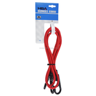 Retractable Micro Rubber Swim Elastic Workout Bungee Tie Cord Set