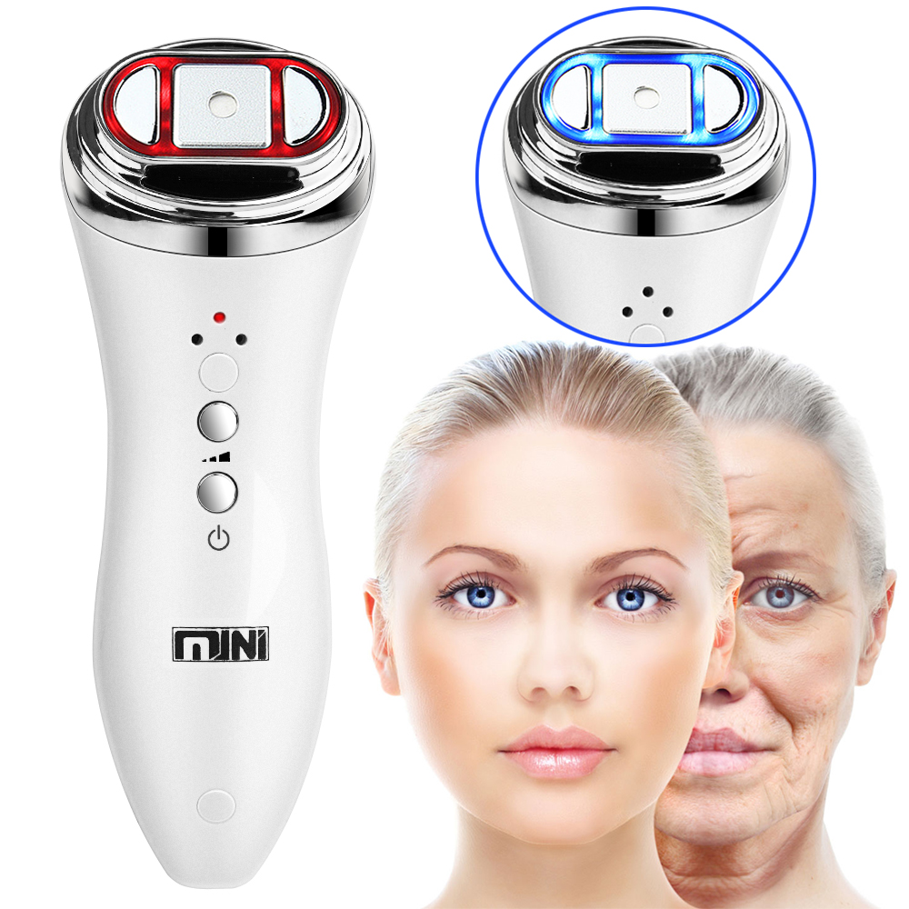 Beauty Skin Care Anti-Wrinkle Facial Skin Tightening Function Ultrasonic Machine