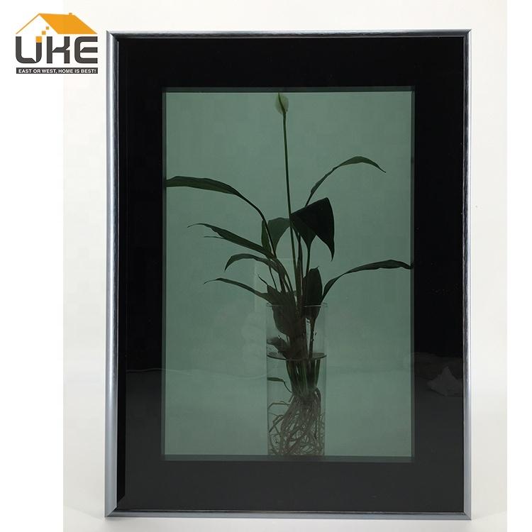 Factory Price Various Choice Cabinet Frame Glass Door Custom Aluminum Frame Glass Door