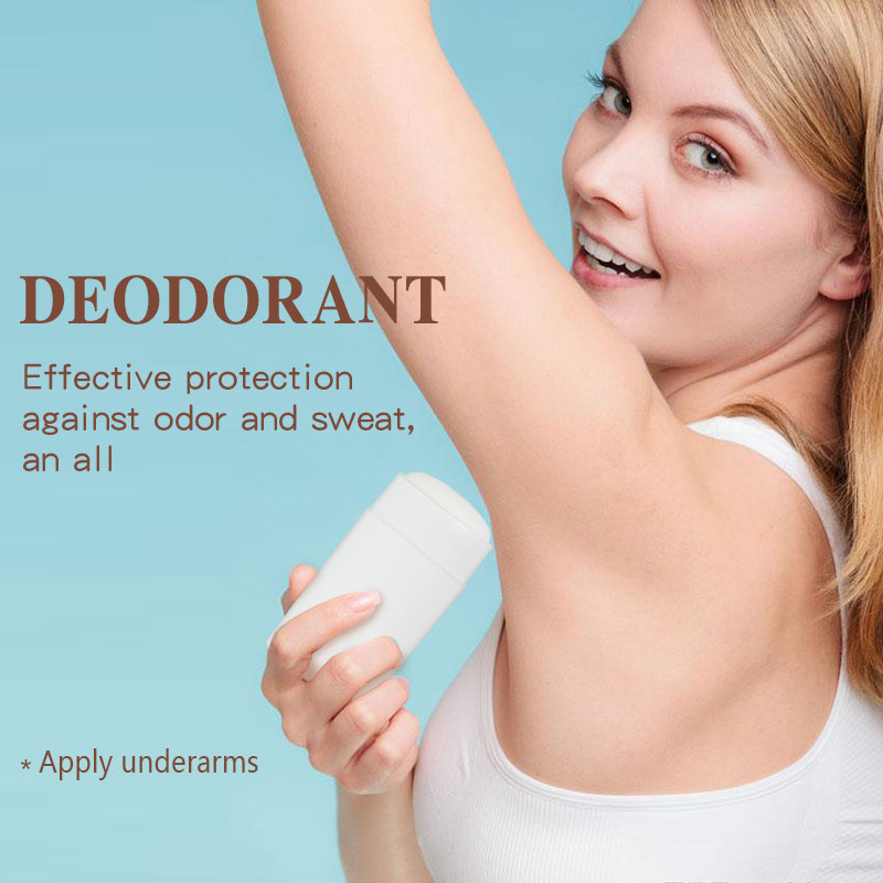 OEM Private Label Natural Organic Antiperspirant Cream Aluminum Free Man And Woman Underarm Deodorant