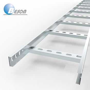 Heavy Duty HDG NEMA 20B Cable Ladder with Flange