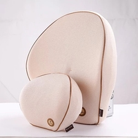 Promotional Factory memory foam lumbar back support car seat cushion pillow