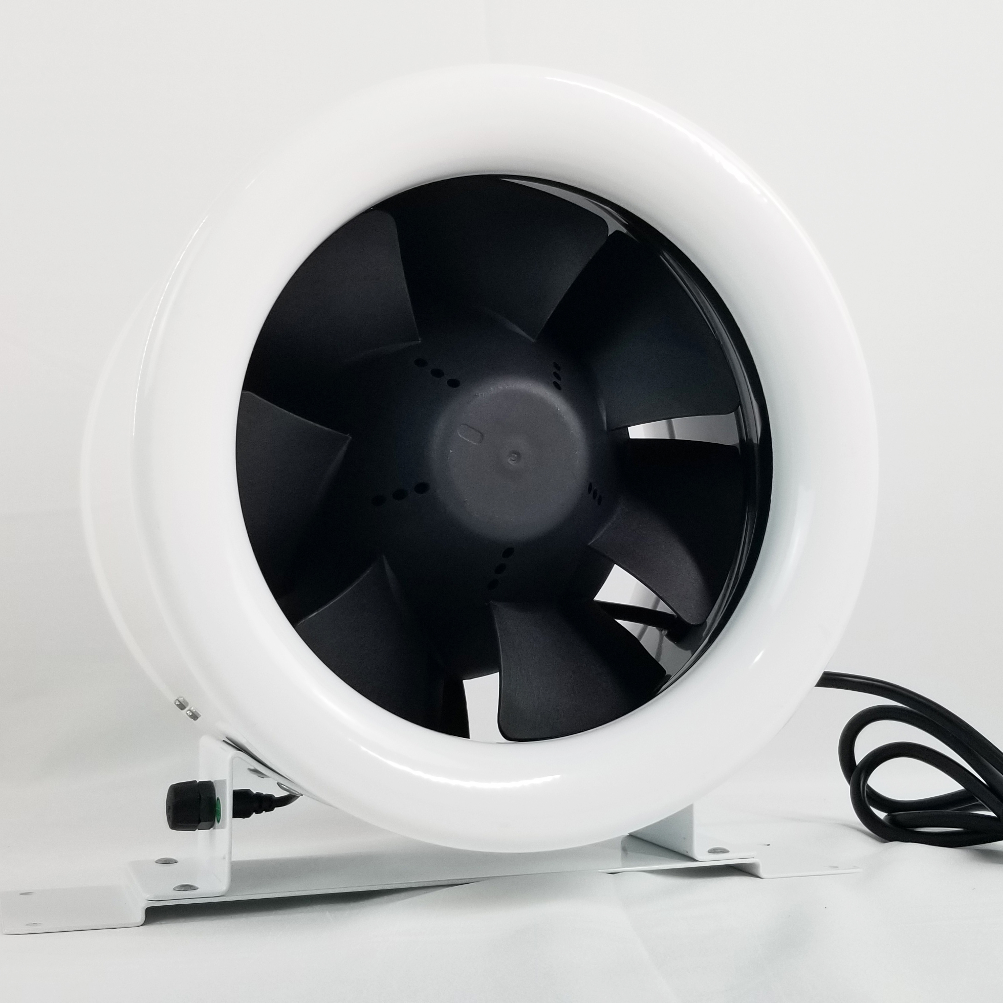 110V/220V <strong>8</strong>&quot; duct fan for grow room hydroponics <strong>ventilation</strong>