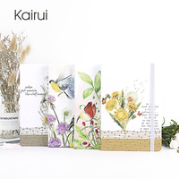 school supplies in china school stationery printing flower series fancy notepads beautiful notebooks