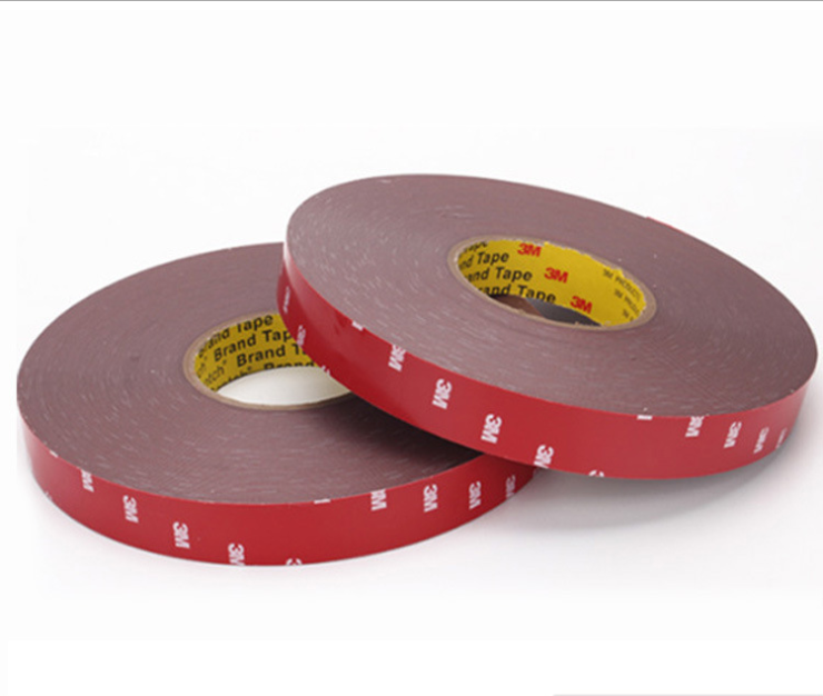 3M 4229P acrylic foam grey tapes auto tape die cut shorter 3m 5m length 3M double sided tape width 5mm 10mm 15mm 20mm