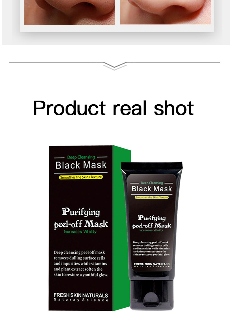 Blackhead mask T-area care hydrating acne blackhead mask manufacturers direct sale