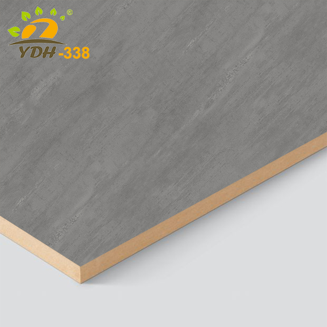 Marble concrete texture 1220*2440*18mm melamine laminated mdf board