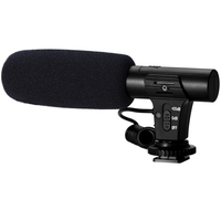 High Sensitive Camera Microphone Condenser Recording Studio Digital Microphone Mobile Interview Mic