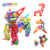 Educational Toys Distributors En-71 ASTM STEM Building Block Magical Magnetic Building Blocks Toys