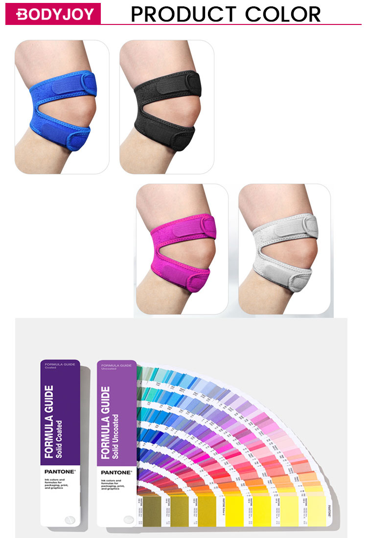 CE knee brace Sports Medicine Adjustable Knee Support knee brace wrap support