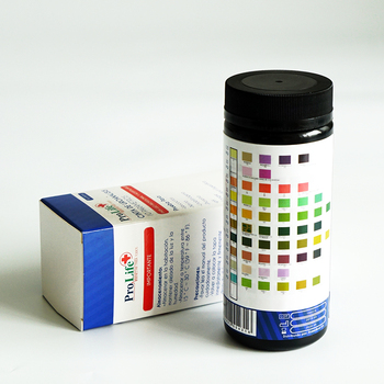 Ketone And Bilirubin 10 Items Urinalysis Testing Strips For Routine Check
