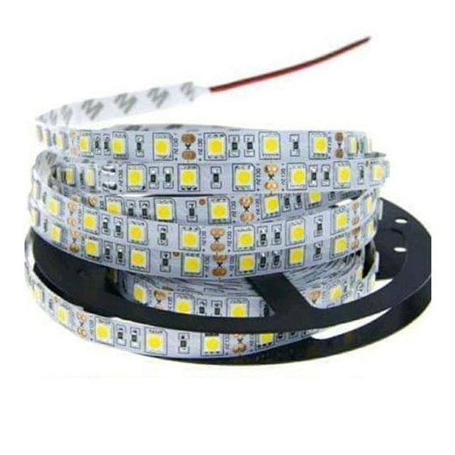 SMD2835 5M/Roll  DC12V/24V 120Led/m WW/NW/W Led Strip Light Flexible
