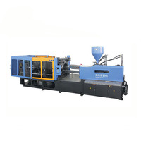 High quality Servo Motor Automatic Plastic injection moulding machine /plastic making machine for PC PE PET PVC PPR