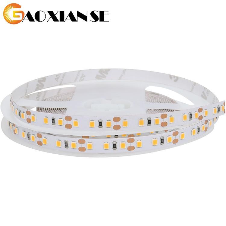12V 2835 120LED/M 8MM IP20 Positive white Warm white Natural white CRI90 CRI95 CRI97 CRI98  LED Strip Lights