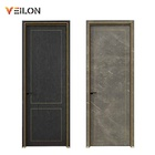 Design Wood Door Original Design Foshan Main Entrance Aluminum Wood Interior Door