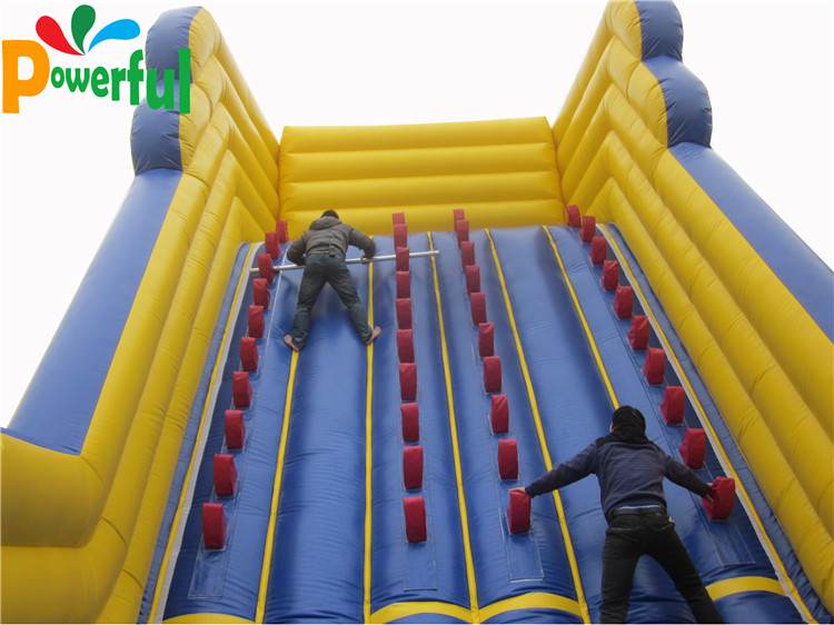 funny inflatable jumping unique design slide