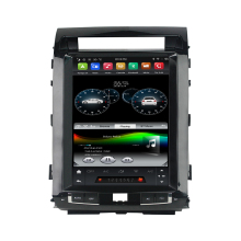 Tesla PX6 android 9.0 jogador do carro dvd de 12.1 polegadas car dvd gps rádio mp3 para Land Cruiser 2008-2015 com WI-FI/BT/CarPlay/Google Play