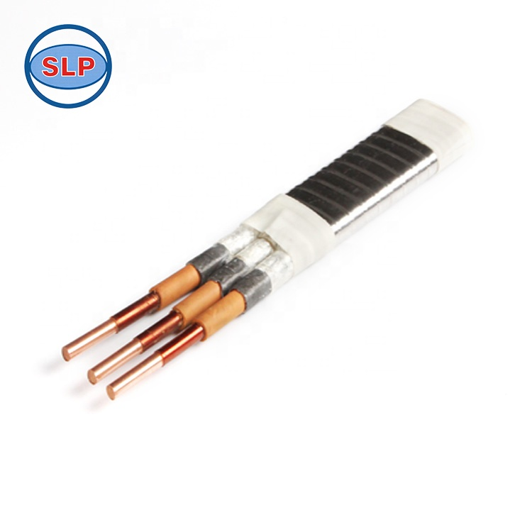 Factory Supplier Underground Submersible Pump Power Lead Cable For Sale