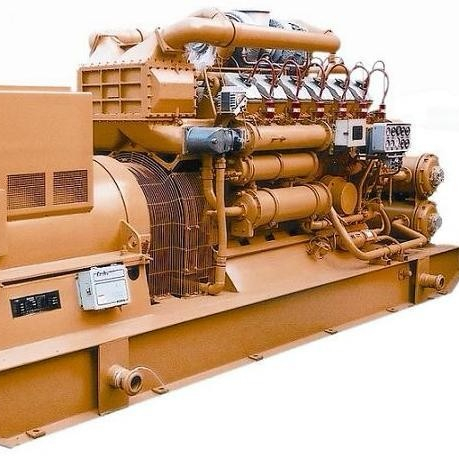300kw 500kw 600kw 700kw natural gas generator with CHP