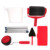 Most hot sale Rubber Painter Roller Decorative Paint Set tools for Wall Painting