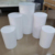 Wedding event pary stage display acrylic round plinth pedestal