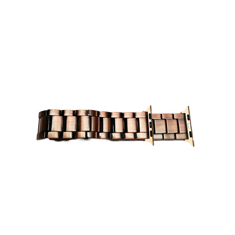 Hardware Manufacturer High Quality Stainless Steel Metal Watch Strap