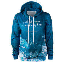 Longgar Sublimasi Hoodies Gratis Ukuran Sublimasi Hoodies Kustom Sublimasi Hoodies