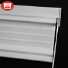 White kitchen sheer roller blinds & shades customized ready made white blinds