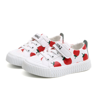 Strawberry Shoes Boys Casual Sneakers Girls Princess Shoes Kids Shoes Drop Shipping Children Footwear Pineapple Sneakers