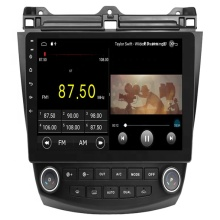 10.2 polegadas android 9.0 suporte 7 MP5 Media Player de Rádio Do Carro para Honda Accord